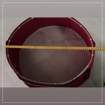 Juletresjørt diameter