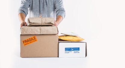 bilde av pakker